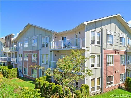 Main Photo: 204 3915 Carey Rd in VICTORIA: SW Tillicum Condo for sale (Saanich West)  : MLS®# 641721