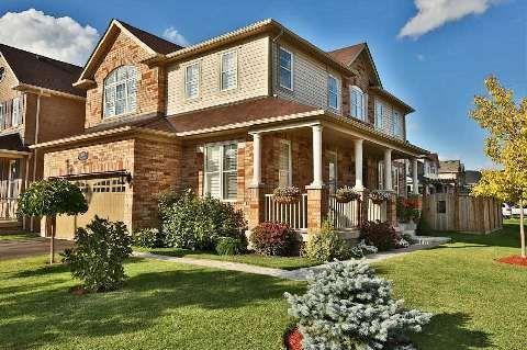 Main Photo: 853 Minchin Way in Milton: Harrison House (2-Storey) for sale : MLS®# W3024974