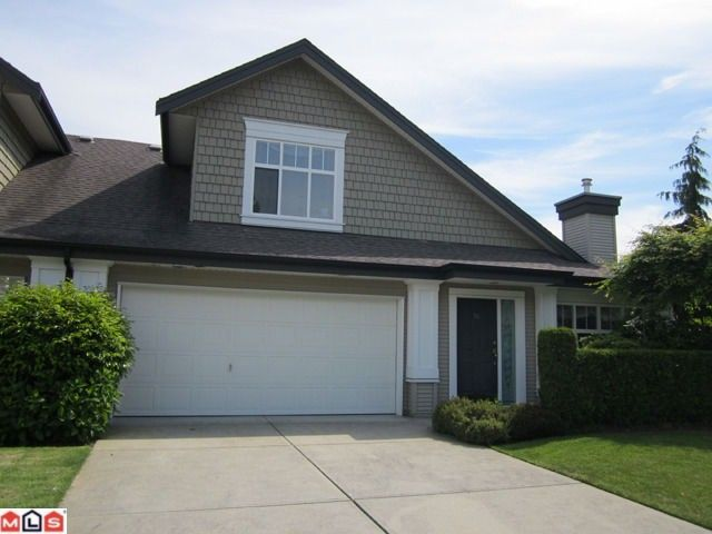 """Main Photo: 70 14877 33RD Avenue in Surrey: King George Corridor Townhouse for sale in """"Sandhurst"""" (South Surrey White Rock)  : MLS®# F1115899"""