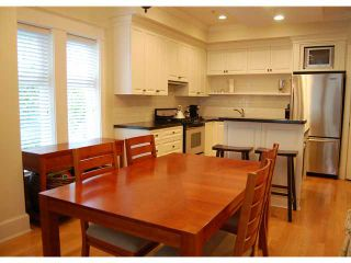 """Photo 4: 166 W 14TH AV in Vancouver: Mount Pleasant VW Townhouse for sale in """"Cambie Village"""" (Vancouver West)"""