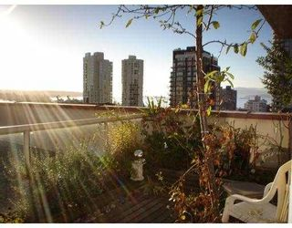 """Photo 1: 1104 1330 HORNBY ST in Vancouver: Downtown VW Condo for sale in """"HORNBY COURT"""" (Vancouver West)  : MLS®# V560112"""