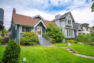 Photo 1: 2781 W 15TH Avenue in Vancouver: Kitsilano House for sale (Vancouver West)  : MLS®# R2577529