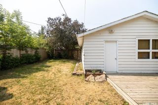 Photo 36: 907 Fifth Avenue North in Saskatoon: City Park Residential for sale : MLS®# SK872506