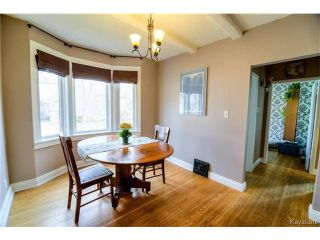 Photo 7: 106 Morley Avenue in WINNIPEG: Fort Rouge / Crescentwood / Riverview Residential for sale (South Winnipeg)  : MLS®# 1427462