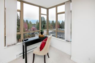 Photo 13: 502 2580 TOLMIE STREET in Vancouver: Point Grey Condo for sale (Vancouver West)  : MLS®# R2334008