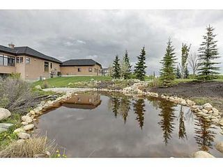 Photo 19: 238 CHURCH RANCHES Way in Rural Rockyview County: Bungalow for sale : MLS®# C3571957