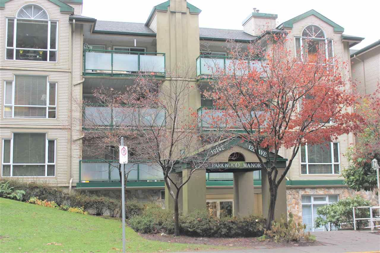 """Main Photo: 204 19142 122 Avenue in Pitt Meadows: Central Meadows Condo for sale in """"PARKWOOD MANOR"""" : MLS®# R2422948"""