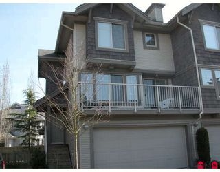 """Photo 1: 34 20761 DUNCAN Way in Langley: Langley City Townhouse for sale in """"WYNDHAM LANE"""" : MLS®# F2905119"""