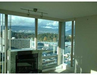 """Photo 4: 1304 499 BROUGHTON ST in Vancouver: Coal Harbour Condo for sale in """"""""DENIA"""" AT WATERFRONT PLACE"""" (Vancouver West)  : MLS®# V605010"""