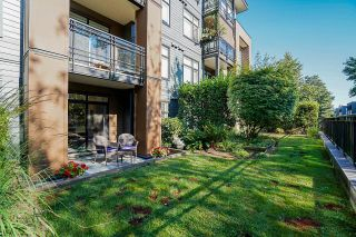 """Photo 38: 105 20062 FRASER Highway in Langley: Langley City Condo for sale in """"Varsity"""" : MLS®# R2599620"""