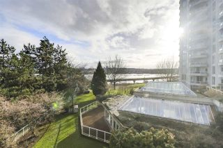 """Photo 11: 405 71 JAMIESON Court in New Westminster: Fraserview NW Condo for sale in """"Palace Quay"""" : MLS®# R2543088"""
