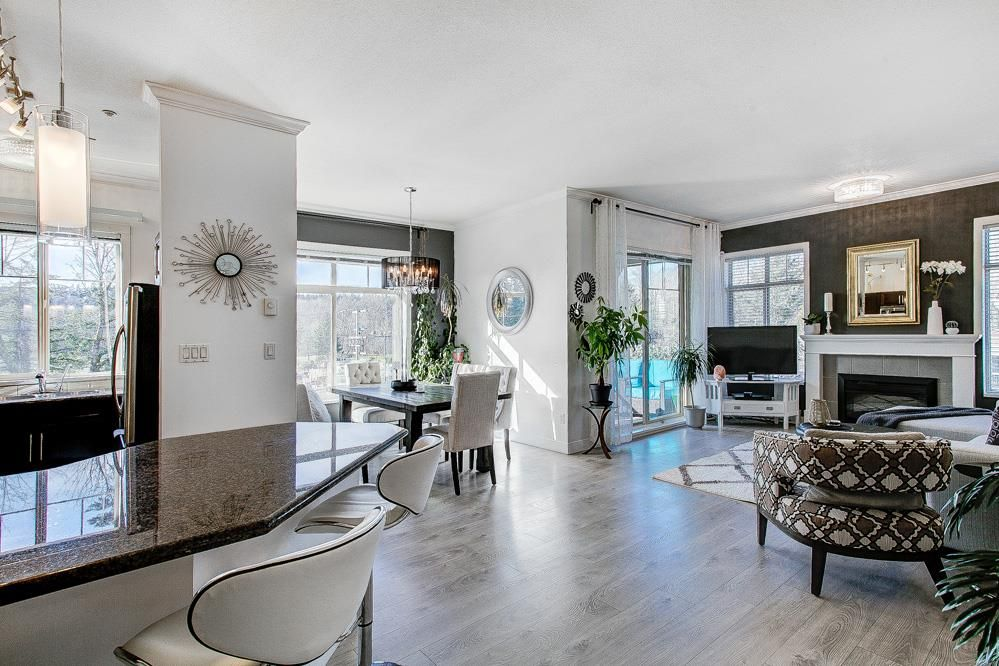 """Main Photo: 415 2468 ATKINS Avenue in Port Coquitlam: Central Pt Coquitlam Condo for sale in """"Bordeaux"""" : MLS®# R2548957"""