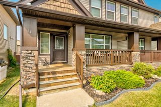 Photo 2: 10 Luxstone Point SW: Airdrie Semi Detached for sale : MLS®# A1146680
