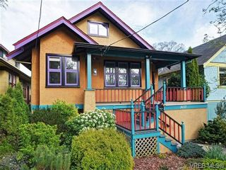 Photo 1: 1657 Fell St in VICTORIA: Vi Jubilee House for sale (Victoria)  : MLS®# 697108