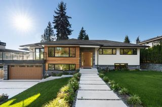 Main Photo: 1807 ST. DENIS Road in West Vancouver: Ambleside House for sale : MLS®# R2625139
