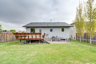 Photo 40: 102 Overholt Crescent in Saskatoon: Arbor Creek Residential for sale : MLS®# SK856160