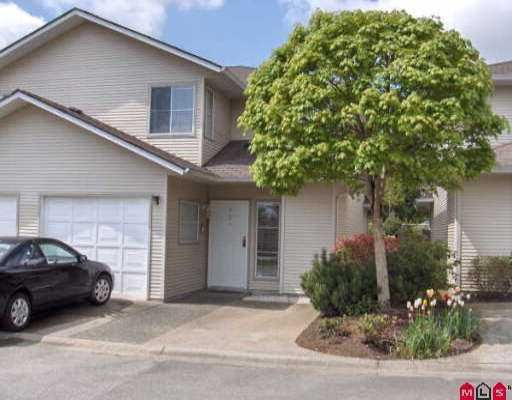 """Main Photo: 13 16016 82ND AV in Surrey: Fleetwood Tynehead Townhouse for sale in """"Maple Court"""" : MLS®# F2609625"""