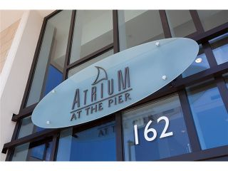 """Photo 1: 1104 162 VICTORY SHIP Way in North Vancouver: Lower Lonsdale Condo for sale in """"ATRIUM AT THE PIER"""" : MLS®# V876116"""