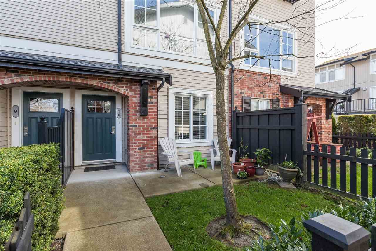 """Main Photo: 10 2450 161A Street in Surrey: Grandview Surrey Townhouse for sale in """"Glenmore"""" (South Surrey White Rock)  : MLS®# R2159978"""