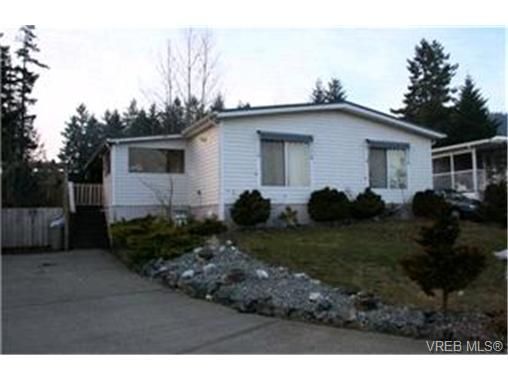 Main Photo:  in COBBLE HILL: ML Cobble Hill Manufactured Home for sale (Malahat & Area)  : MLS®# 420277