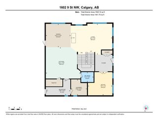 Photo 30: 1602 9 Street NW in Calgary: Rosedale Detached for sale : MLS®# A1085360
