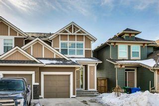 Photo 48: 209 Auburn Meadows Place SE in Calgary: Auburn Bay Semi Detached for sale : MLS®# A1072068