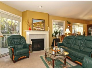"""Photo 2: 412 19645 64TH Avenue in Langley: Willoughby Heights Townhouse for sale in """"Highgate Terrace"""" : MLS®# F1325076"""