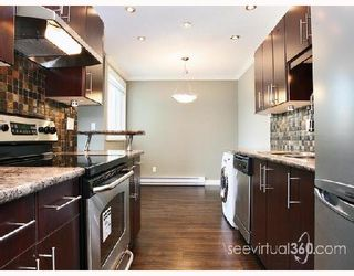 """Photo 4: 4 2175 OXFORD Street in Vancouver: Hastings Condo for sale in """"Emerson"""" (Vancouver East)  : MLS®# V702699"""