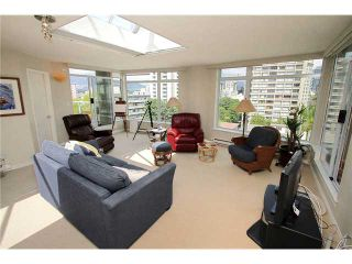 """Photo 9: 801 1272 COMOX Street in Vancouver: West End VW Condo for sale in """"CHATEAU COMOX"""" (Vancouver West)  : MLS®# V896383"""
