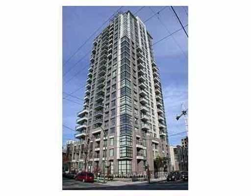 """Main Photo: 1605 1295 RICHARDS ST in Vancouver: Downtown VW Condo for sale in """"OSCAR"""" (Vancouver West)  : MLS®# V572559"""