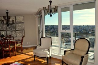 Photo 7: 3102 583 BEACH CRESCENT in Vancouver: Yaletown Condo for sale (Vancouver West)  : MLS®# R2050813