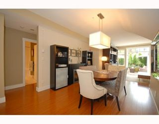 Photo 5: 2294 St. George Street in Vancouver: Mount Pleasant VE Townhouse for sale (Vancouver East)  : MLS®# V748597