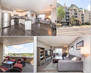 Photo 1: 212 9640 105 Street in Edmonton: Zone 12 Condo for sale : MLS®# E4254373
