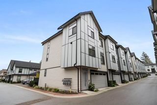 """Photo 33: 10 2427 164 Street in Surrey: Grandview Surrey Townhouse for sale in """"THE SMITH"""" (South Surrey White Rock)  : MLS®# R2565013"""