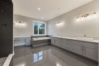 Photo 32: 4914 WOOLSEY Court in Edmonton: Zone 56 House for sale : MLS®# E4227443