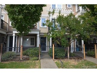 Photo 2: 110 842 Brock Ave in VICTORIA: La Langford Proper Row/Townhouse for sale (Langford)  : MLS®# 739527
