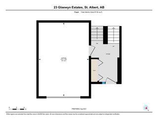 Photo 47: 23 GLAEWYN Estates: St. Albert Townhouse for sale : MLS®# E4258633