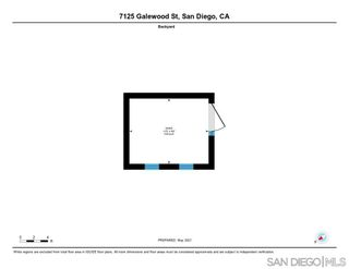 Photo 25: SAN DIEGO House for sale : 3 bedrooms : 7125 Galewood St
