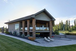 Photo 42: 207 RIVERSIDE Close: Rural Sturgeon County House for sale : MLS®# E4227940