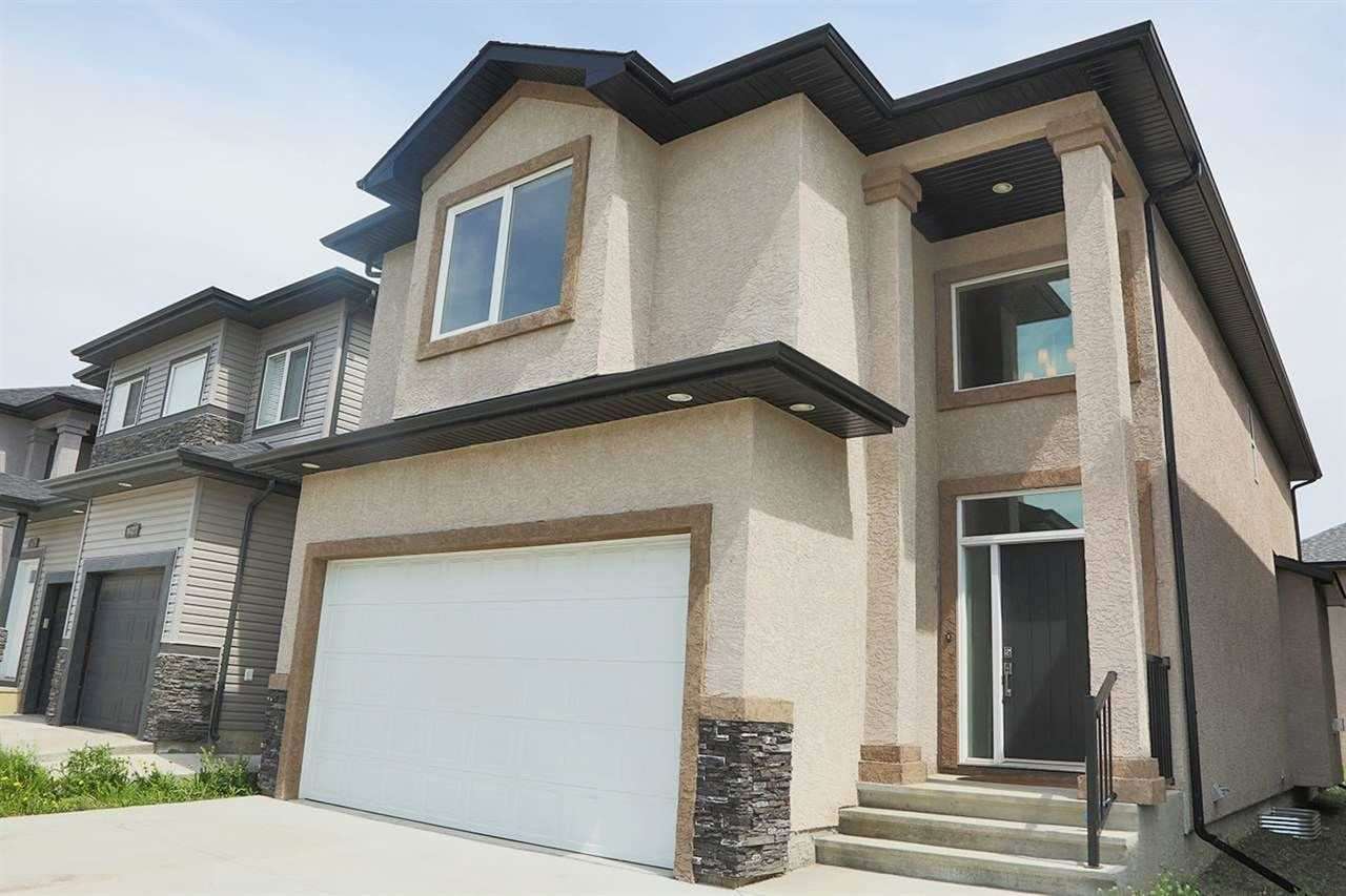 Main Photo: 16123 141 Street in Edmonton: Zone 27 House for sale : MLS®# E4238398