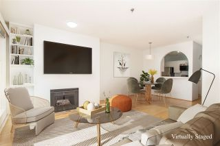 """Photo 1: 201 1924 COMOX Street in Vancouver: West End VW Condo for sale in """"WINDGATE ON THE PARK"""" (Vancouver West)  : MLS®# R2513108"""