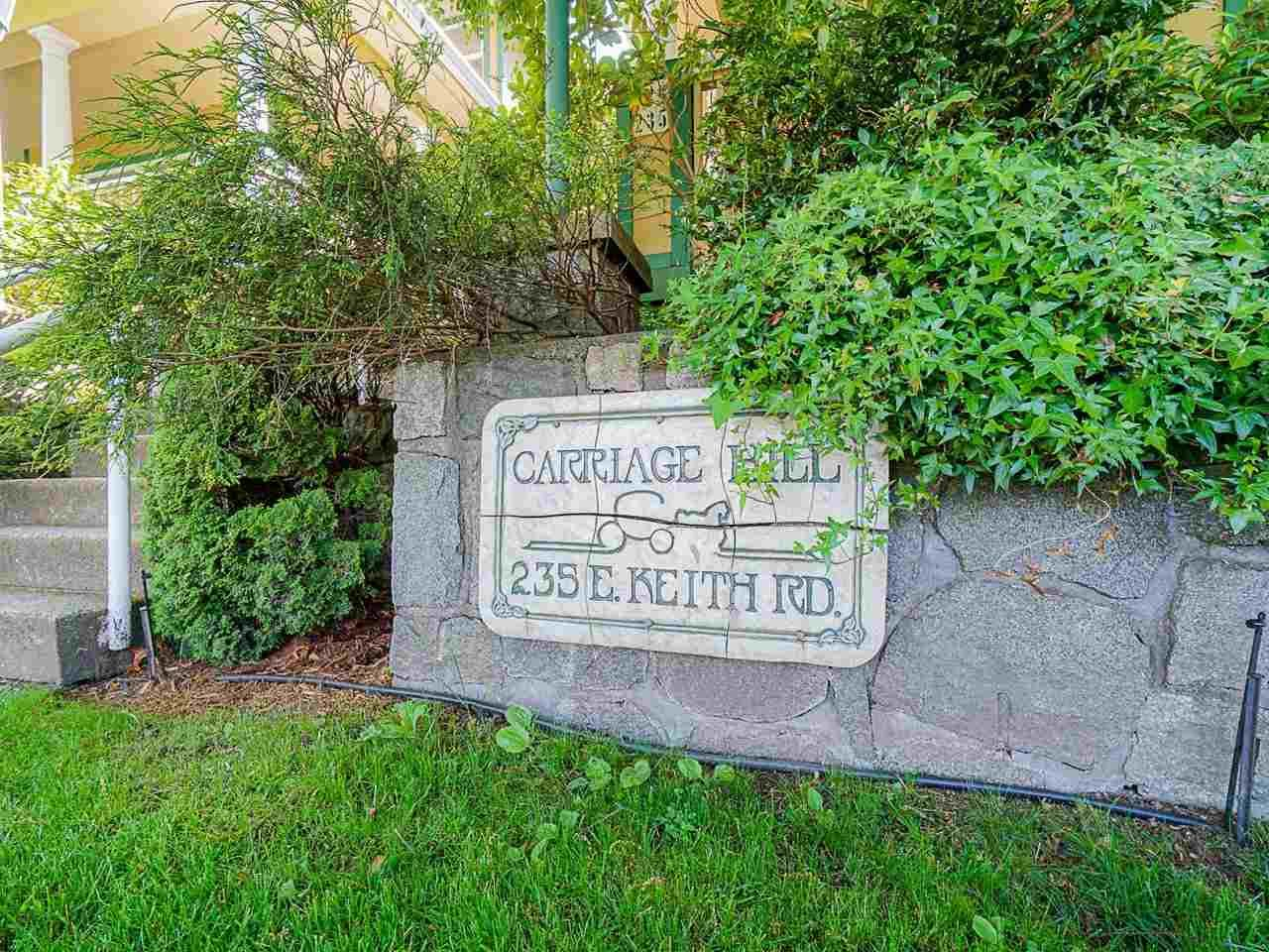 """Photo 4: Photos: 4 235 E KEITH Road in North Vancouver: Lower Lonsdale Townhouse for sale in """"Carriage Hill"""" : MLS®# R2471169"""