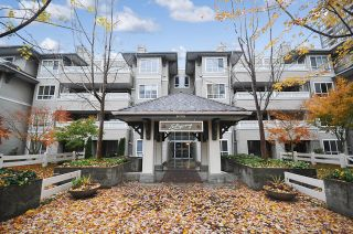 """Photo 1: 408 6745 STATION HILL Court in Burnaby: South Slope Condo for sale in """"THE SALTSPRING"""" (Burnaby South)  : MLS®# V858232"""