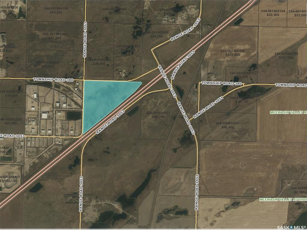 Main Photo: East Cory Land - 80.12 Acres in Corman Park: Commercial for sale (Corman Park Rm No. 344)  : MLS®# SK831024