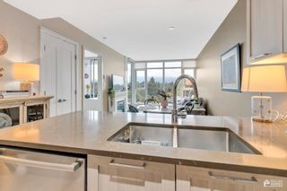 """Photo 18: 906 520 COMO LAKE Avenue in Coquitlam: Coquitlam West Condo for sale in """"THE CROWN"""" : MLS®# R2623201"""