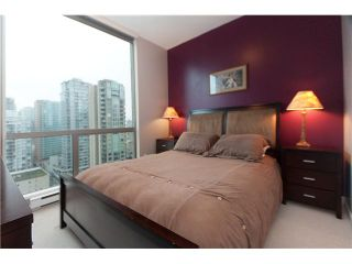 """Photo 6: # 2001 928 RICHARDS ST in Vancouver: Downtown VW Condo for sale in """"THE SAVOY"""" (Vancouver West)  : MLS®# V860098"""