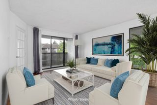 """Main Photo: 404 385 GINGER Drive in New Westminster: Fraserview NW Condo for sale in """"FRASER MEWS"""" : MLS®# R2593763"""