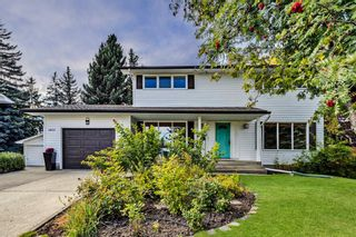 Main Photo: 3432 Underwood Place NW in Calgary: University Heights Detached for sale : MLS®# A1149310