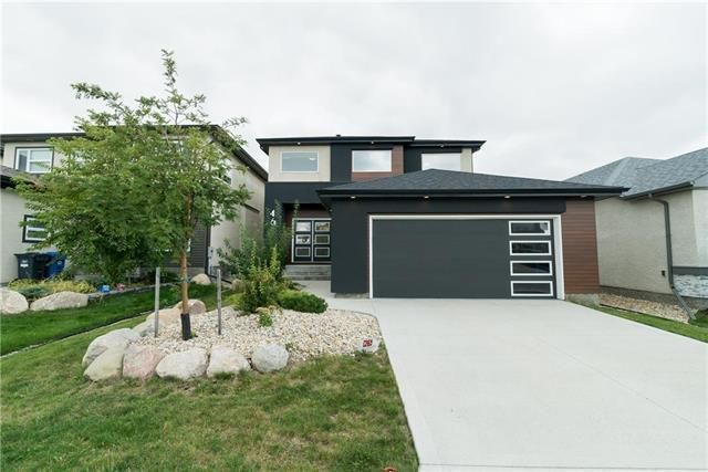 Main Photo: 46 Wainwright Crescent | River Park South Winnipeg