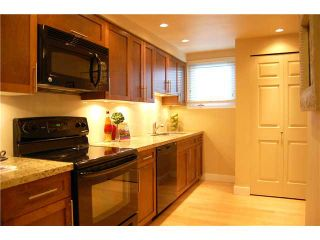 """Photo 4: 1 3189 ASH Street in Vancouver: Fairview VW Condo for sale in """"FAIRVIEW"""" (Vancouver West)  : MLS®# V828474"""